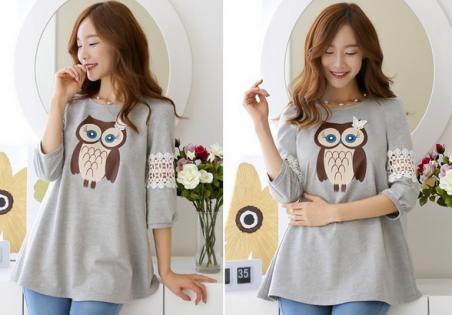 Модная футболка для стильных женщин
