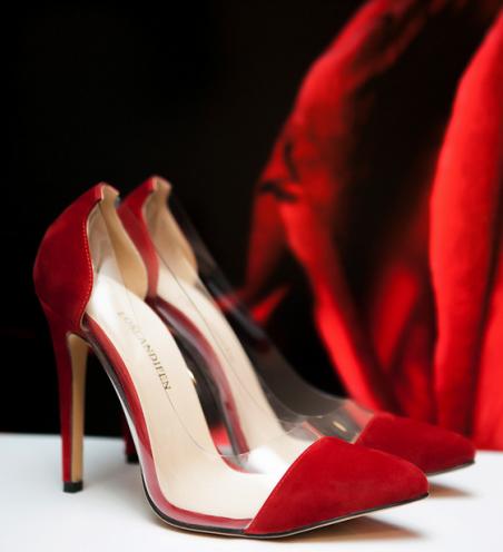 Туфли с высоким каблуком для женщин