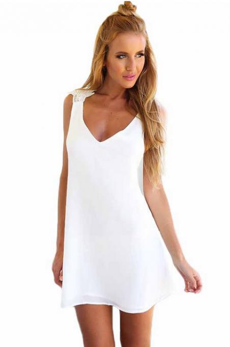 Сексуальное женское платье