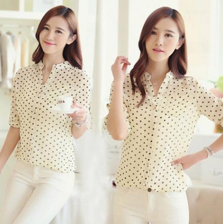 Новая летняя блузка для женщин