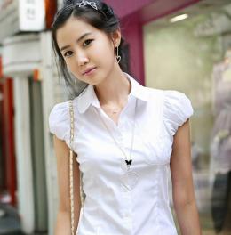 Тонкая блузка №1