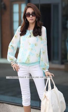 Женская блузка №2