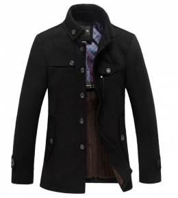 Утолщённая куртка №1