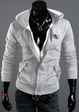 Куртка на молнии №1