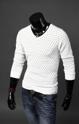 Классический свитер №1