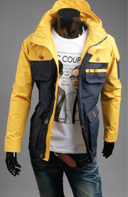 Осеняя куртка №1