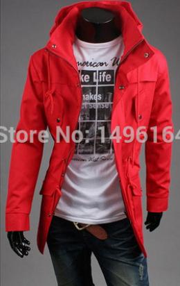 Куртка с капюшоном №1