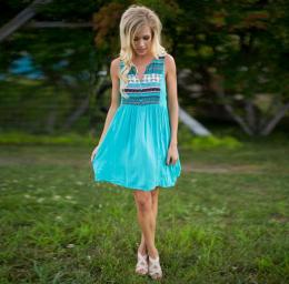 Платье №1