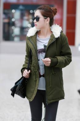 Зимнее пальто №1