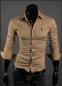 Модная дизайнерская рубашка для мужчин