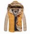 Модная мужская куртка, тёплая зима