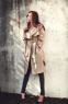 Новая коллекция весенней моды, свободное пальто для женщин