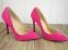 Туфли с высоким каблуком, мода для женщин